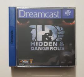 Dreamcast Hidden & Dangerous (CIB)