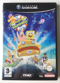 Gamecube De Spongebob Squarepants Film (CIB) HOL
