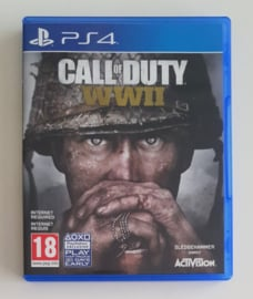 PS4 Call of Duty WWII (CIB)