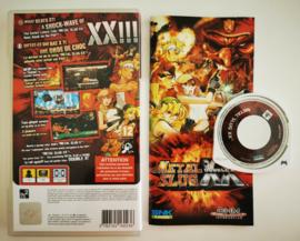 PSP Metal Slug XX (CIB)