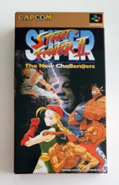 SFC Super Street Fighter II - The New Challengers (CIB) NTSC/J