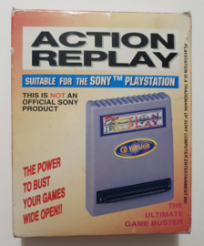 Action Replay for PS1