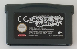 GBA Need for Speed Most Wanted (cart only) EUR