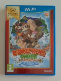 Wii U Donkey Kong Tropical Freeze Nintendo Selects (CIB) HOL