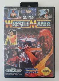 Genesis Super Wrestlemania (CIB)