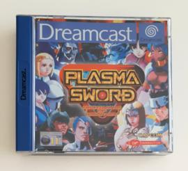 Dreamcast Plasma Sword (CIB)