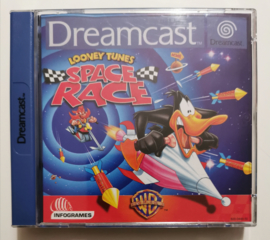 Dreamcast Looney Tunes Space Race (CIB)