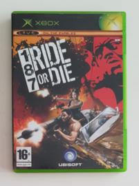 Xbox 187 Ride or Die (CIB)
