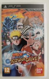 PSP Naruto Shippuden - Kizuna Drive (CIB)