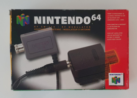 RF Switch/ RF Modulator for Nintendo 64 (boxed)
