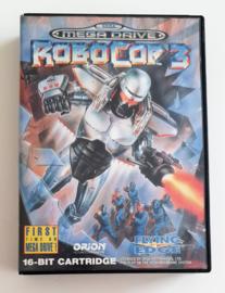 Megadrive Robocop 3 (CIB)