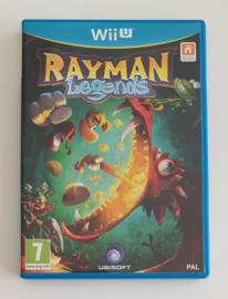 Wii U Rayman Legends (CIB) FAH
