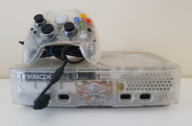 Xbox Console Set Crystal White