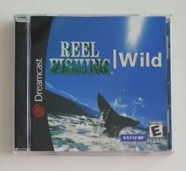 Dreamcast Reel Fishing - Wild (US Version)