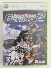 X360 Dynasty Warriors - Gundam 2 (CIB)