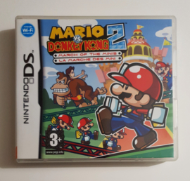 DS Mario VS. Donkey Kong 2 - March of the Minis (CIB) FAH