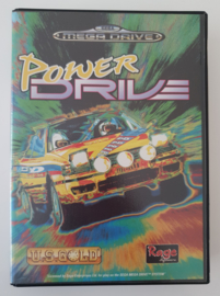 Megadrive Power Drive (Box + Cart)