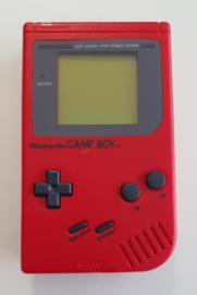 Gameboy Play It Loud! Edition Red