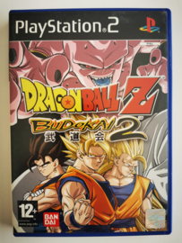 PS2 Dragon Ball Z - Budokai 2 (CIB)