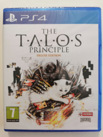 PS4 The Talos Principle Deluxe Edition (factory sealed)