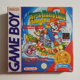 GB Super Mario Land 2 - 6 Golden Coins Classic Series (CIB) FAH