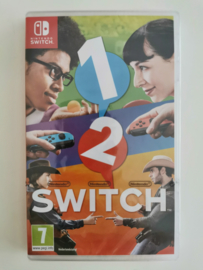 Switch 1-2-Switch (factory sealed) HOL