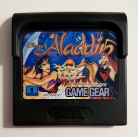 Game Gear Aladdin (cart only)