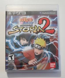 PS3 Naruto Shippuden Ultimate Ninja Storm 2 (CIB) US Version