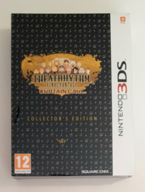 3DS Theatrhytm Final Fantasy Curtain Call - Collector's Edition (factory sealed) UKV