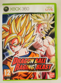 X360 Dragon Ball Raging Blast (CIB)