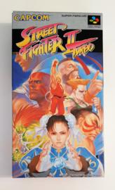 SFC Street Fighter II Turbo (CIB) NTSC/J