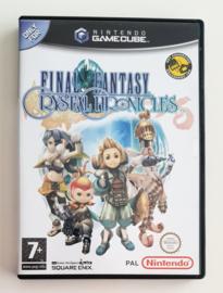 Gamecube Final Fantasy - Crystal Chronicles (CIB) HOL