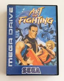 Megadrive Art of Fighting (CIB)