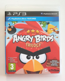 PS3 Angry Birds Trilogy (CIB)