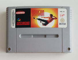 SNES Dragon The Bruce Lee Story (cart only) EUR