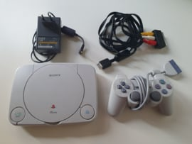 PS One console set