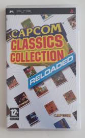 PSP Capcom Classics Collection Reloaded (CIB)