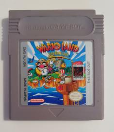 GB Super Mario Land 3: Wario Land (cart only) USA