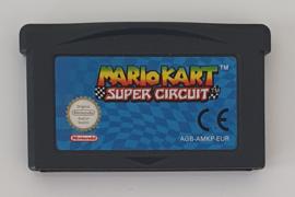 GBA Mario Kart Super Circuit (EUR)