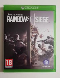 Xbox One Tom Clancy's Rainbow Six Siege (CIB)