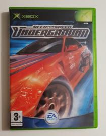 Xbox Need for Speed Underground (CIB)