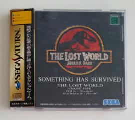 Saturn The Lost World Jurassic Park (CIB) Japanese Version