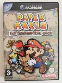 Gamecube Paper Mario: The Thousand-Year Door (CIB) HOL