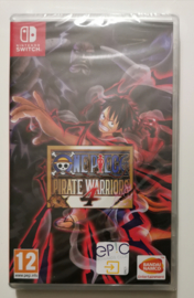 Switch One Piece Pirate Warriors 4 (factory sealed) UKV