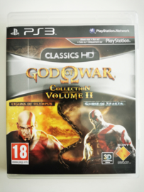 PS3 God of War Collection Volume II (CIB)