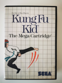 Master System Kung Fu Kid (CIB)
