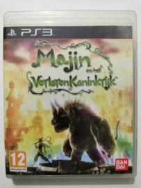 PS3 Majin en het Verloren Koninkrijk (CIB)