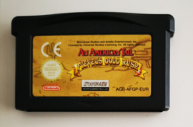 GBA An American Tail - Fievel's Gold Rush (cart only) EUR