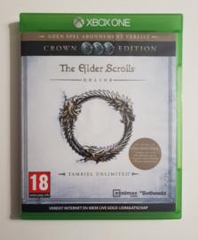 Xbox One The Elder Scrolls Online - Tamriel Unlimited Crown Edition (CIB)