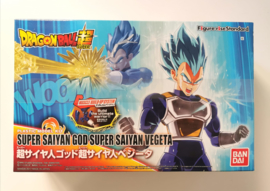 Dragon Ball Super - Super Saiyan God Super Saiyan Vegeta Plastic Model Kit (new)
